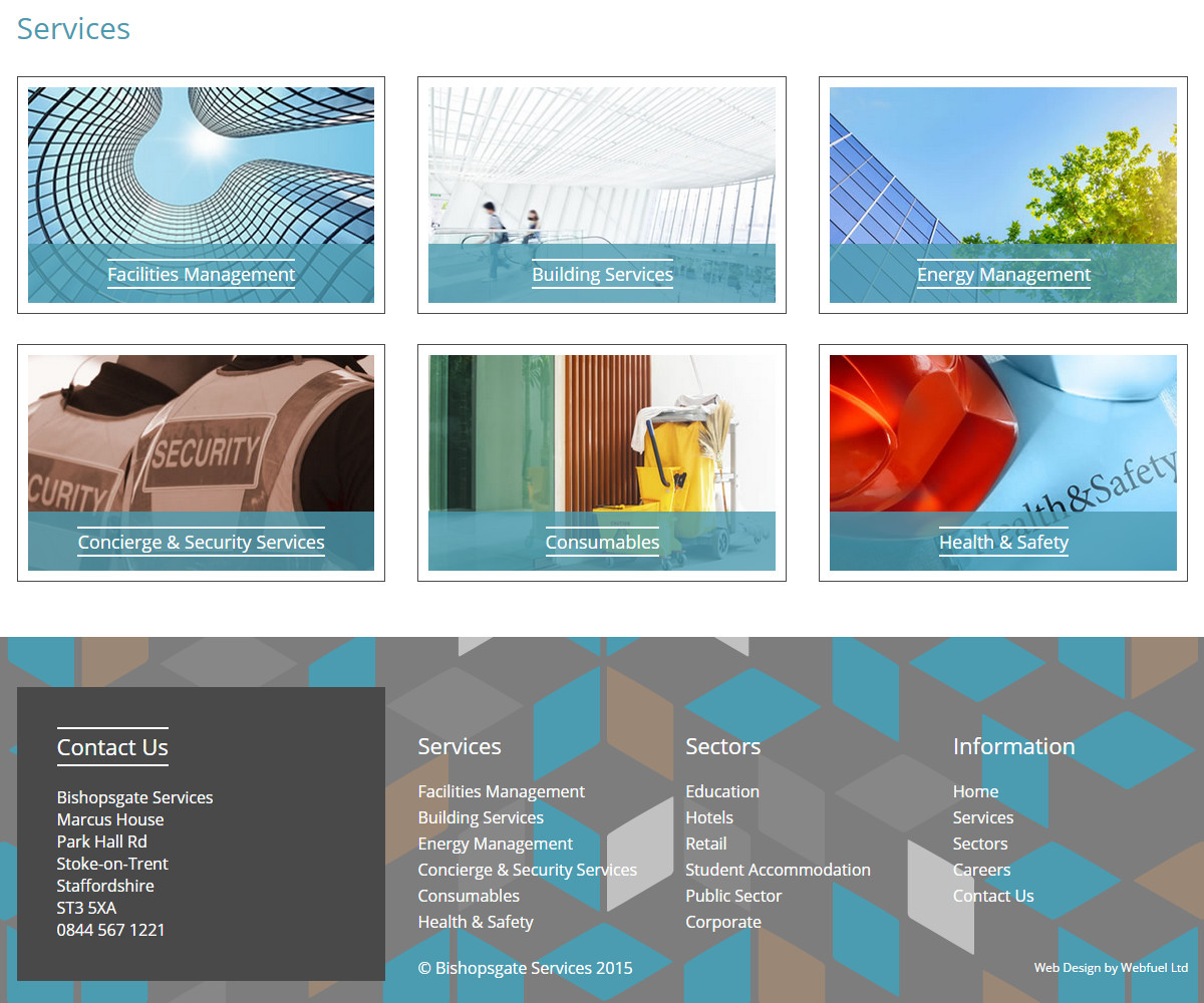 Web Design | BishopsgateServices