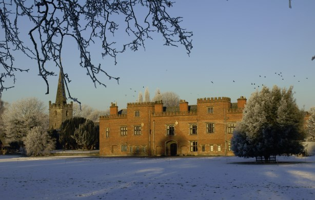 Holme Pierrepont Hall Christmas Fair